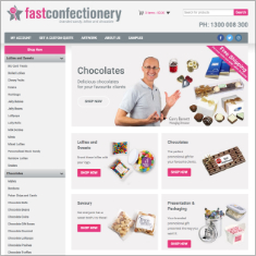 Fast Confectionery